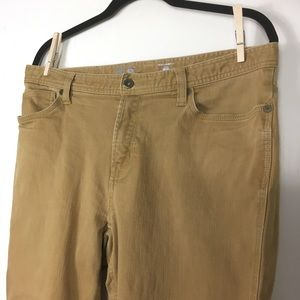 34/30 Mountain Hardwear Canvas Khaki Pants 34/30